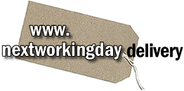 www.nextworkingday.delivery one of the new domain names to complete the the seven day delivery week