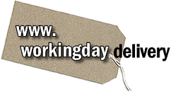 www.workingday.delivery one of the new domain names to complete the the seven day delivery week
