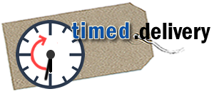 timed.delivery, perfect for selecting a daily timeslot - domain name by NextWorkingDay....