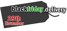 blackfriday.delivery is November 2019 - domain by NextDay and NextWorkingDay